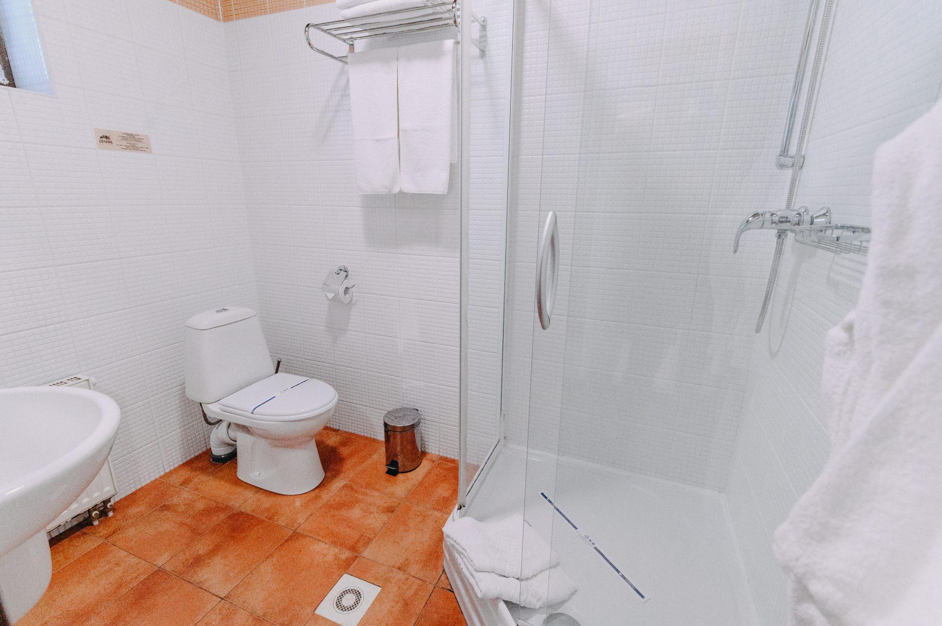 туалет в номері